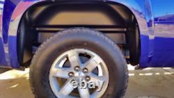 Husky Liners 79001 Rear Wheel Well Guards For 2007-2013 Silverado Sierra New USA