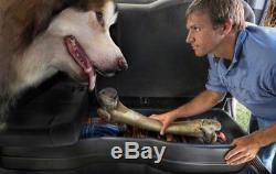 Husky Under Seat Storage Box 2014-2018 Chevy Silverado GMC Sierra Crew Cab 09031