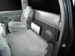 JL Audio 2001-2006 Chevrolet Silverado GMC Sierra Crew Cab Subwoofer Enclosure