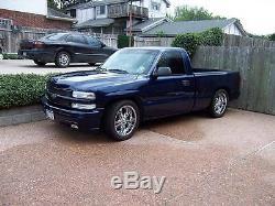 Lowering Coils Chevy GMC Silverado SC 1999-2006 McGaughys 1 Front Drop 33010
