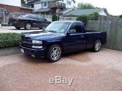 Lowering Coils Chevy GMC Silverado SC 1999-2006 McGaughys 2 Front Drop 33008