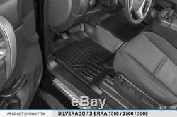 Maxliner 07-13 Silverado Sierra 1500 07-14 2500/3500 Crew Cab 1st Row Bench Seat