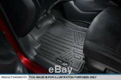 Maxliner 2019 Chevrolet Silverado GMC Sierra 1500 Crew Cab 2 Row Floor Mats Set