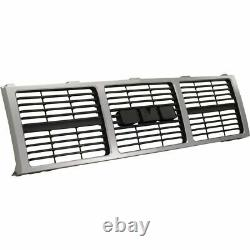 New GM1200401 Front Grille for GMC Jimmy 1985 1986 1987 1988