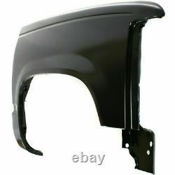 New GM1241133 Fender Front Right Side Steel Primed For GMC C1500 Sierra 88-98