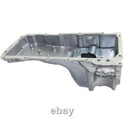 New Oil Pan for Chevy Express Van Suburban SaVana Yukon Chevrolet Silverado 1500