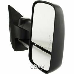 New Passenger Side Door Mirror For Chevrolet Silverado / GMC Sierra 2007-2014