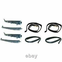 New Weatherstrip Kit For Chevrolet R1500 Suburban 1989-1991