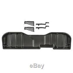 OEM NEW Underseat Storage Box Plastic 07-19 Silverado Sierra Crew Cab 23183674