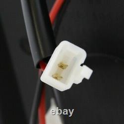 Pair LED Tail Light for 99-06 Chevrolet Silverado 1500 LH RH Black/Smoke Lens