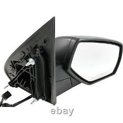 Power Mirror For 2014-2018 Silverado 1500 Sierra 1500 Right Manual Fold Heated