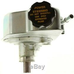 Power Steering Pump for 2003-2006 Chevrolet Silverado 1500 with Reservoir New