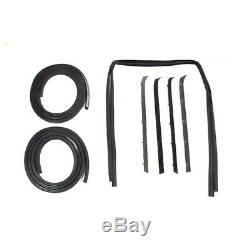 Precision Parts DK 1110 81 Door Molding and Beltlines For 81-86 Chevrolet C10
