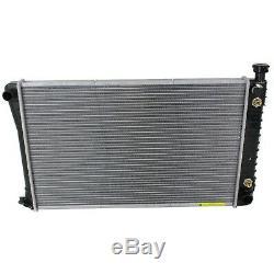 Radiator For 1988-1998 Chevrolet GMC C K Models With Transmission Cooler 3095794