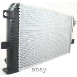 Radiator For 2005 Chevy Silverado 2500 HD 01-03 Silverado 2500 HD 6.6L 2 Rows