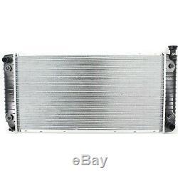 Radiator For 94-2000 Chevrolet GMC C K Models With Transmission Cooler 89019344