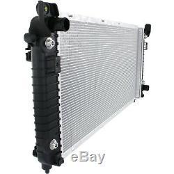 Radiator For Chevy Silverado GMC Sierra Cadillac Escalade 5.3 6.2 13397