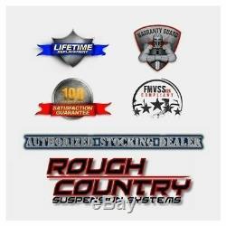 Rough Country HD2 Cab Length Running Boards, Silverado/Sierra Crew SRB01900