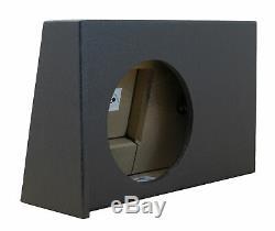 SoundBox Silverado/Sierra Crew Cab 2008-2013 Single 12 Sub Enclosure, BedLiner