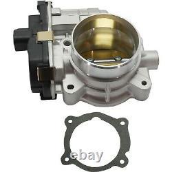 Throttle Body For 2007-2012 Chevrolet Silverado 1500 WT 4.3L 08-12 Malibu 3.6