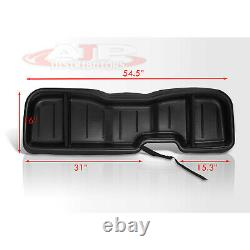 Under Seat Storage Tool Box Case For 2014-2019 Chevy Silverado / Sierra Crew Cab