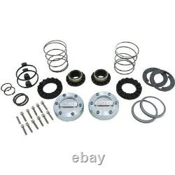 YHC70006 Yukon Gear & Axle Locking Hubs Set of 2 Front New for Chevy Blazer Pair
